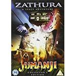 Jumanji / Zathura - A Space Adventure [DVD] [2006]